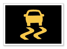What Does The Traction Control Warning Light Do