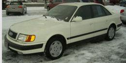 1991 Audi 100 Quattro