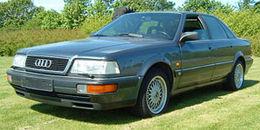 1992 Audi V8 Quattro
