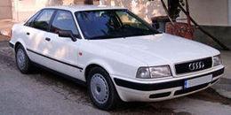 1991 Audi 80 Quattro
