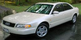 1999 Audi A8 Quattro