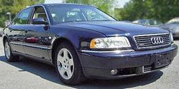 2001 Audi A8 Quattro