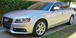 2012 Audi A4 Quattro