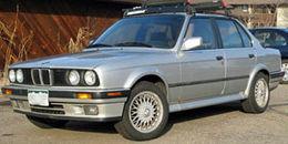 1991 BMW 325iX