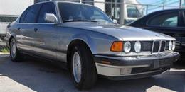 1991 BMW 735iL
