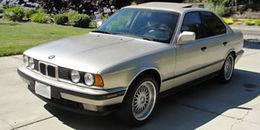 1991 BMW 535i