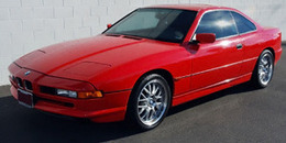 1994 BMW 850Ci
