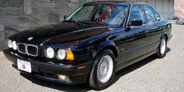 1994 BMW 540i