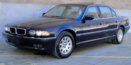 1998 BMW 740il Owners Manual | BMW Owners Manual
