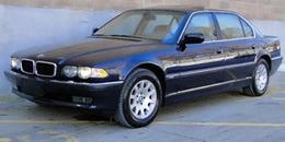 2000 BMW 740iL