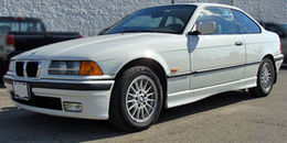 1999 BMW 323is