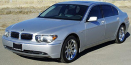 2003 BMW 745Li