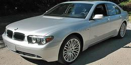 2005 BMW 760i
