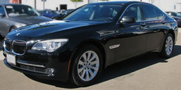 2012 BMW 750i ActiveHybrid