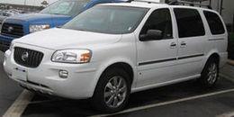 2007 Buick Terraza