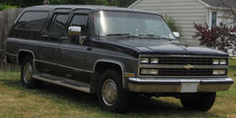 1991 Chevrolet Suburban 1500