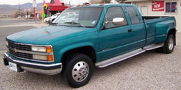 1993 Chevrolet 3500 Pickup