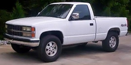 1990 Chevrolet 1500 Pickup