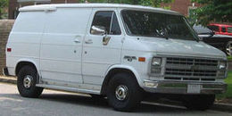 1990 Chevrolet G Series Van (G10)