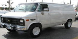 1990 Chevrolet G Series Van (G30)