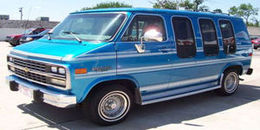 1993 Chevrolet G Series Van (G10)