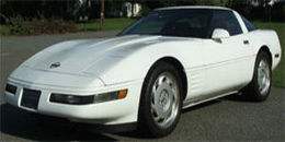 1993 Chevrolet Corvette ZR-1