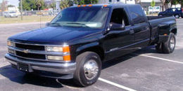 1999 Chevrolet 3500 Pickup