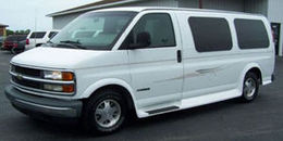 1999 Chevrolet Express 2500