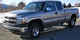 2002 Chevrolet Silverado 2500 HD