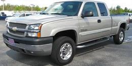 2004 Chevrolet Silverado 1500 HD