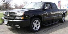 2007 Chevrolet Silverado SS