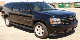 2008 Chevrolet Suburban 2500