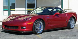 2010 Chevrolet Corvette ZR-1