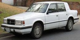 1992 Dodge Dynasty