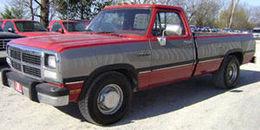 1991 Dodge D250