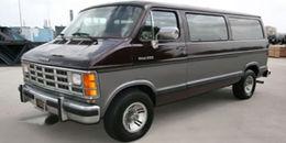 1992 Dodge Ram Wagon B250