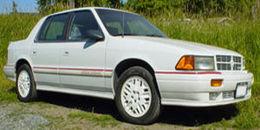 1992 Dodge Spirit R/T