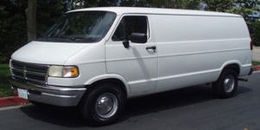 1997 Dodge Ram Van 1500