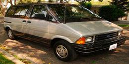 1990 Ford Aerostar