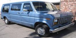 1990 Ford E-150
