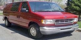 2002 Ford E-250