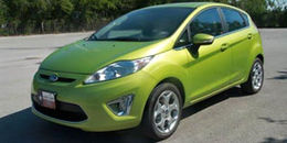 2012 Ford Fiesta