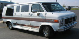 1991 GMC Rally Wagon 3500