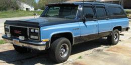 1991 GMC Suburban 1500
