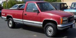 1990 GMC 2500 Pickup