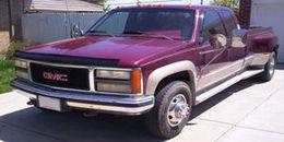 1990 GMC 3500 Pickup