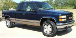 1999 GMC 1500 Pickup