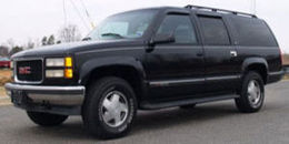 1996 GMC Suburban 1500