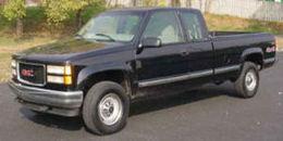 1996 GMC 2500 Pickup