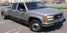 1997 GMC 3500 Pickup